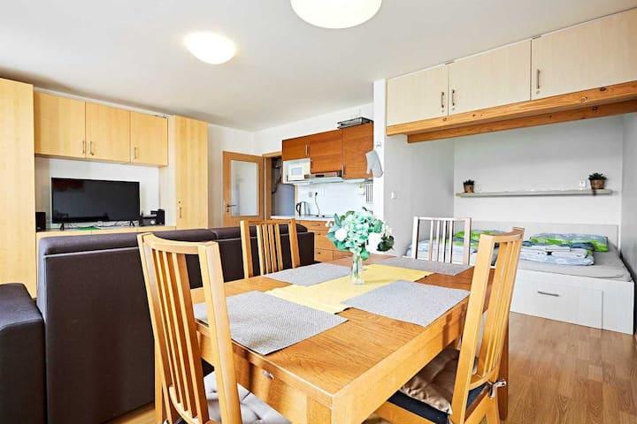 Apartament Klínovec 7
