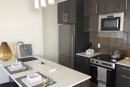 Modern Downtown Condo Steps from Parliament - Ottawa - Appartement
