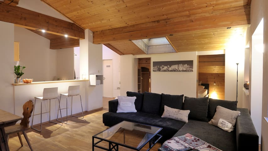 Centrally Located Brand New Apartment - Kitzbühel - Wohnung