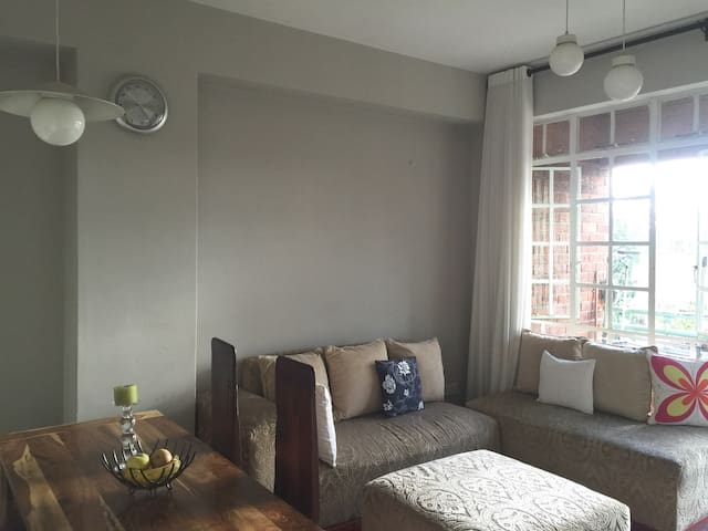 City 1-Bed Apartment (WI-FI) - Harare - Departamento