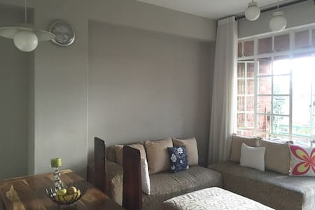 City 1-Bed Apartment (WI-FI) - Harare - Apartemen