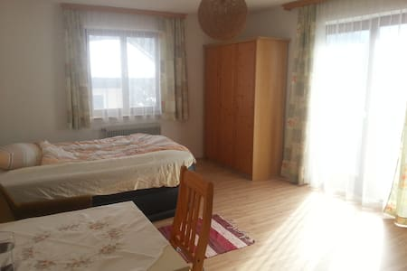 Gemütliche Wohnung mit Bergpanorama - Sankt Veit im Pongau - Departamento