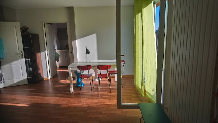 appartement vue sur la montagne (chambre privée)