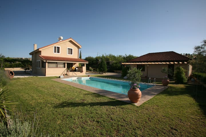 Villa with swimming pool at Vasa Kilaniou Village - Vasa - Villa