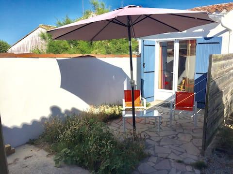 Villa 's op het eiland Aix - Noroit