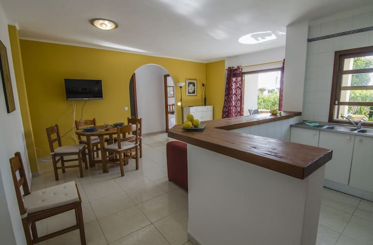 Comfortable apartamento en Cala Ferrera - Cala Ferrera - Apartamento