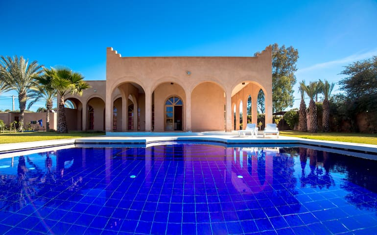 kleine Villa in Marrakech