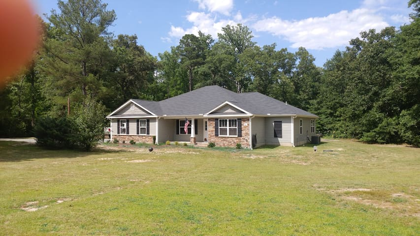 Minks Farm NC, home for let