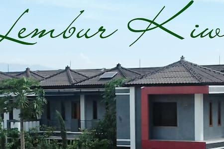 Lembur Kiwari Guest House Bandung - Parongpong