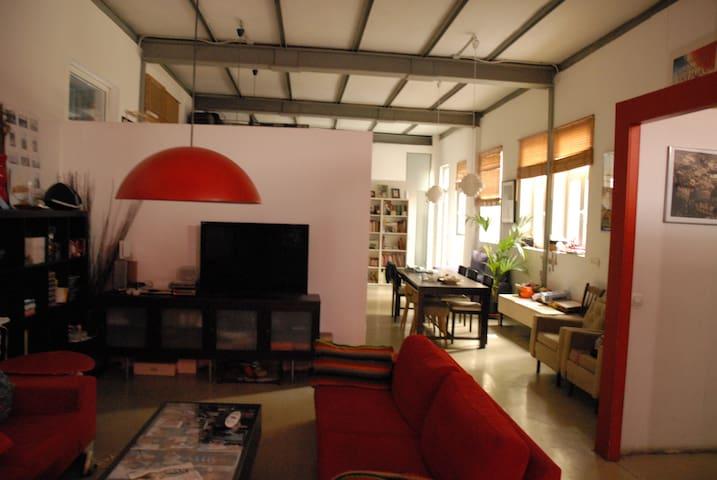LOFT EN CENTRO HISTÓRICO DE MADRID - Madrid - Loft