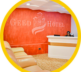 Deluxe rooms GEED HOTEL NAIROBI - Nairobi - Aamiaismajoitus