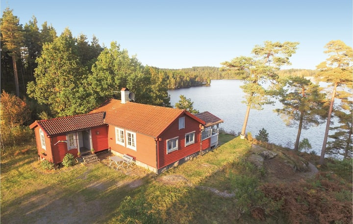 Nice home in Landvetter with Sauna and 2 Bedrooms