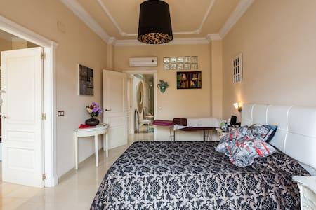 Gran Suit lujo en Mansión c.Yacuzzi - Benetússer - Villa