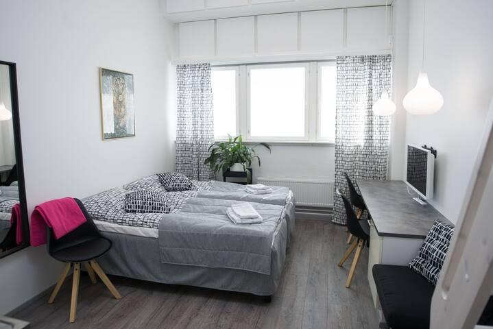 05|Bulbo – New Studio Apartment Near Metro