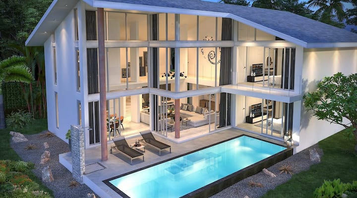 Villa for Rent in Phuket 1