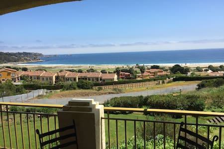 Beautiful views in Marvelous apartment in Quintay - Quintay