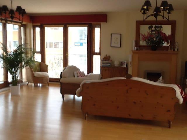 Bright, spacious, modern duplex - Greystones - Appartement