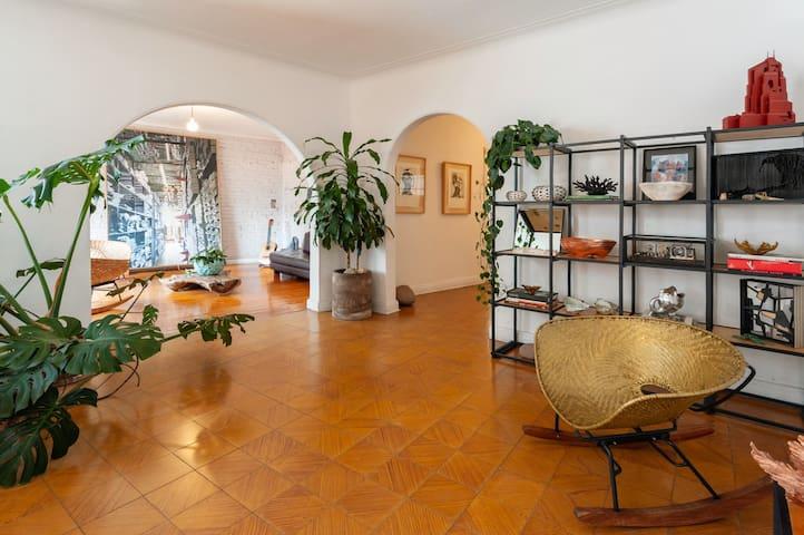 Hipódromo (Condesa) Art Deco apartement