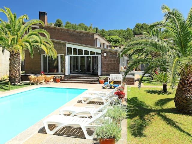 Casa Picarany Costa Dorada *Piscina Privada*WI-FI*