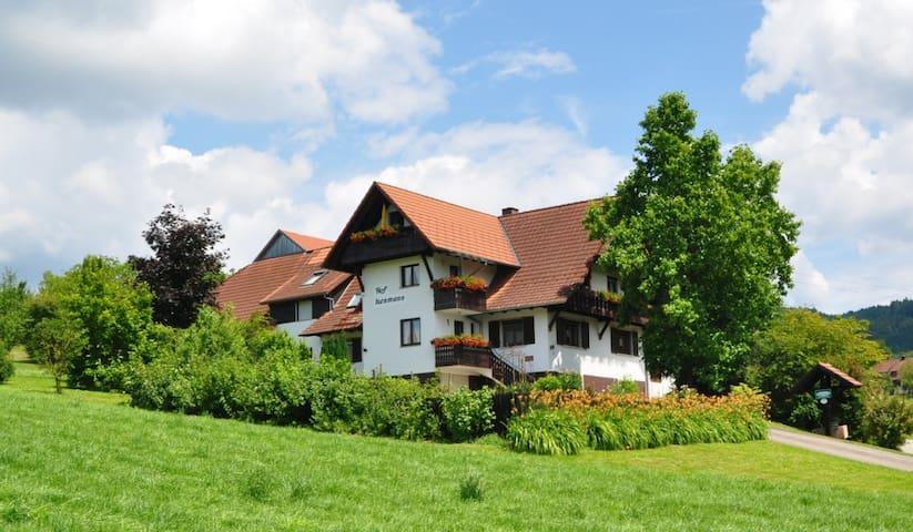 Schwarzwald Obsthof FeWo Ahornbaum