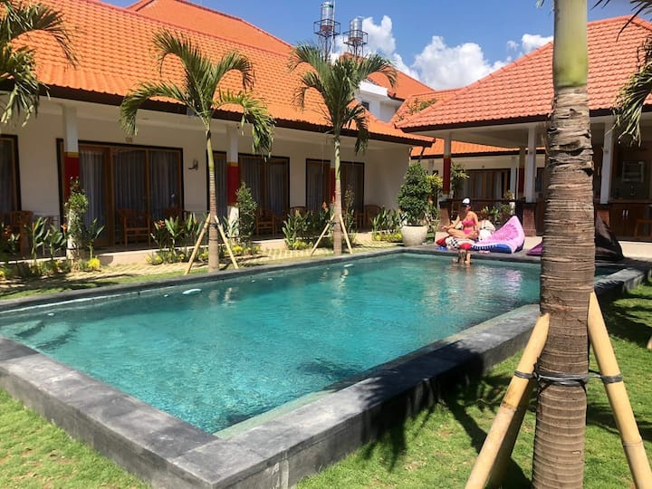 Villa in berawa canggu   Srikandi berawa