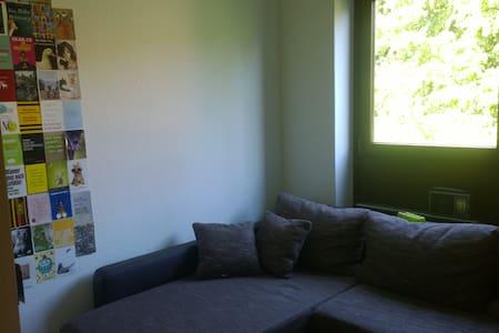 Urlaub im Grünen und Stadtnah - Lübeck - Appartement