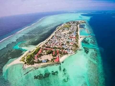 Chao Guesthouse Maafushi R1