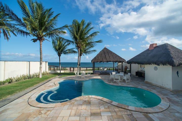 Casa Beira-Mar Praia de Serrambi