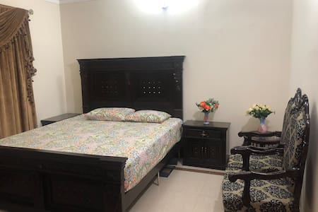 Spacious apartment near citi housing Sialkot