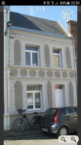 Maison centre ville d'arras - Arras - Casa