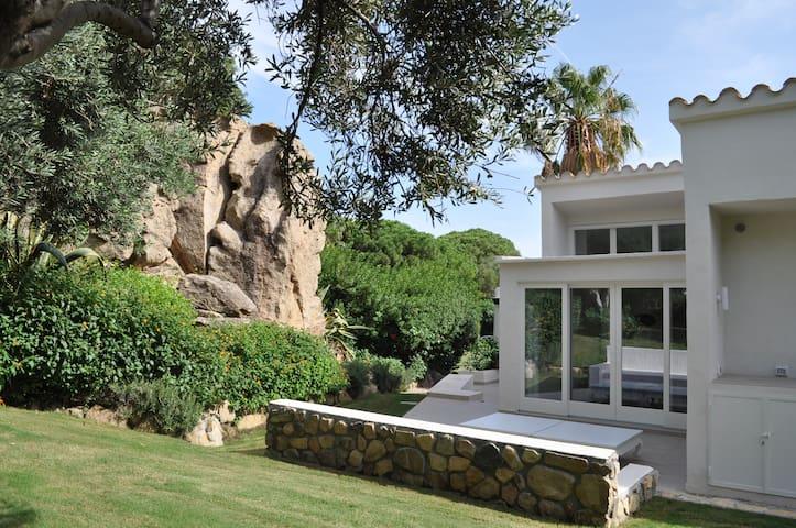 Villasimius, Sardinia, Capo Boi: House of Friends