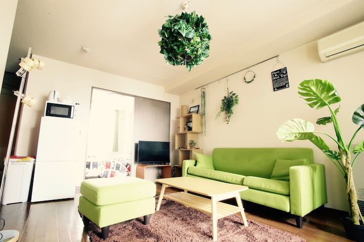 Perfect Base for Sapporo Exploring nearby Downtown - Toyohira Ward, Sapporo - Apartamento