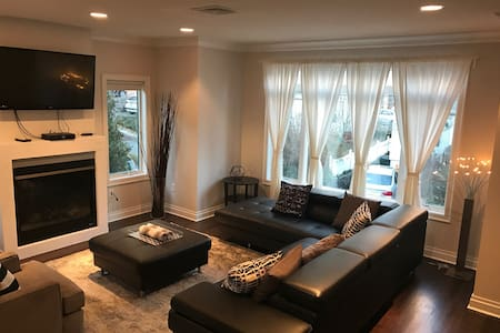 Luxury Home just 3 Min to GWB - Edgewater