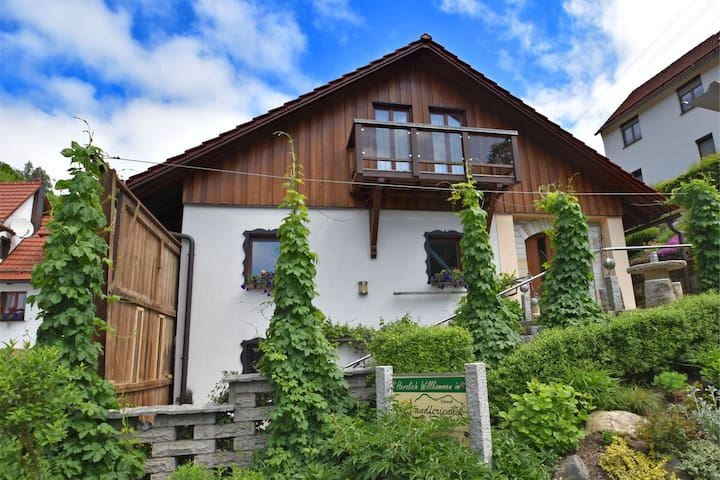 Quaint Farmhouse in Langenbach near the Lake