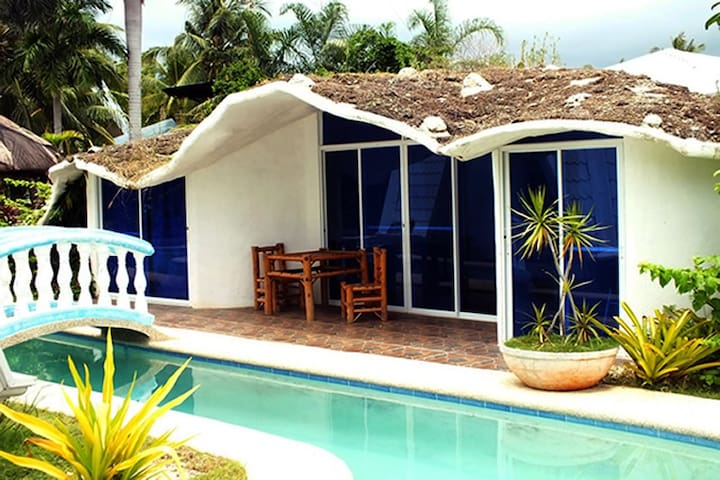 POOL CAVE HOUSE EL PARADISO RESORT ALCOY - Alcoy - Barlang