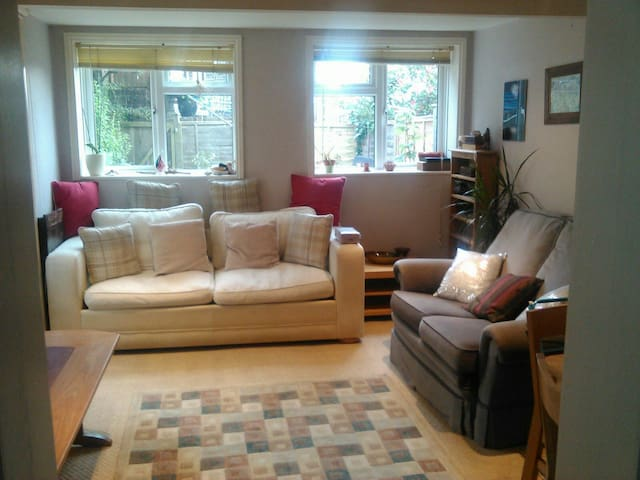 HASTINGS OLD TOWN 5 MINS WALK, BEAUTIFUL WEST HILL - Hastings - Apartamento