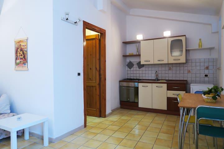 Cozy new attic center town - Piano di Sorrento - Apartment