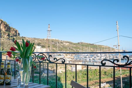 Cozy Apartment 2 by the Mgarr Seafront Gozo
