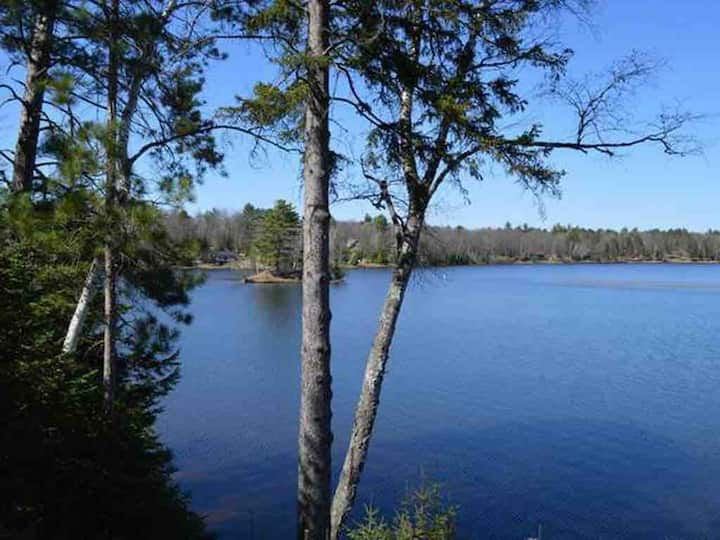Peaceful Cabin on Little St. Germain Lake