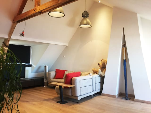 Amazing 'beach' loft you are going to love!