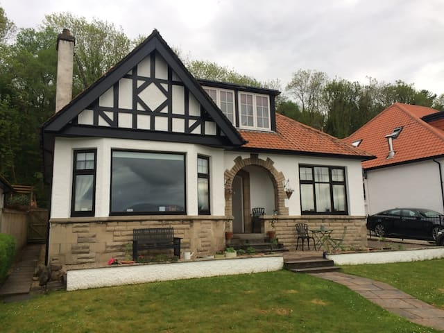Gourock family home with stunning views