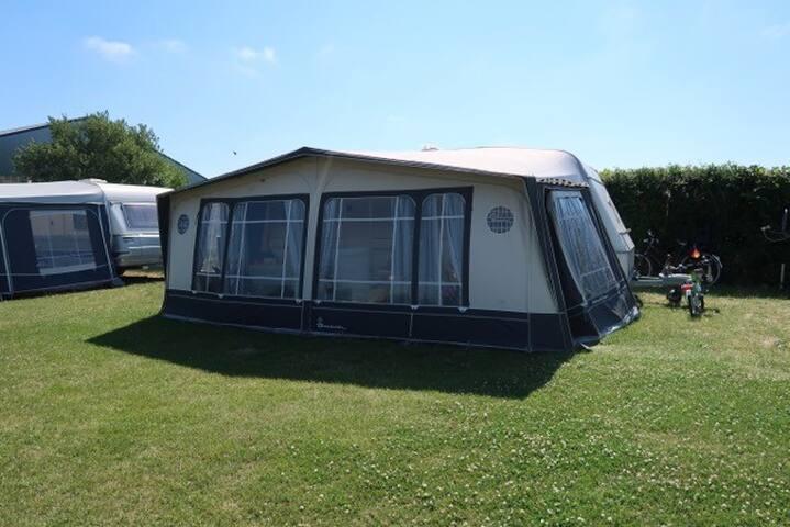Echt kamperen op gezellige familiecamping