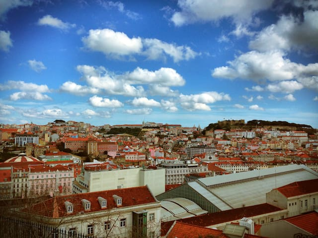 T0 Apartment in Chiado, Lisbon