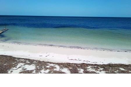 Beach, relax and an ocean view in Chabihau
