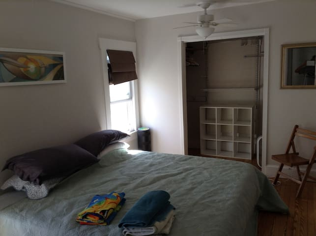 Belmar -parking,badges and room with own full bath