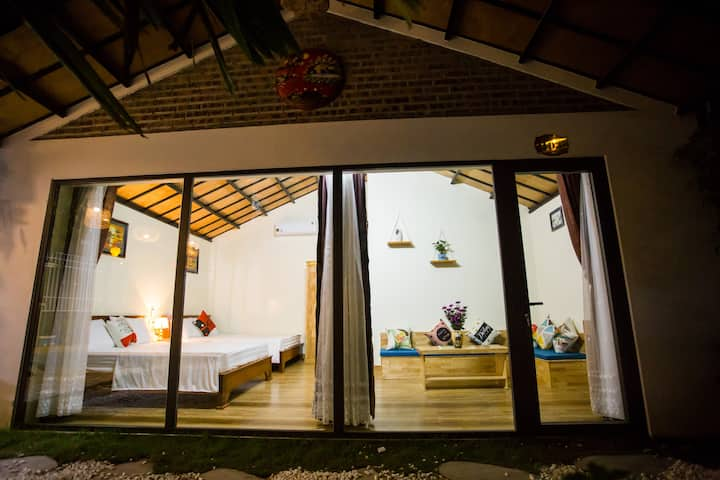 Sparrow's Song Homestay- Deluxe Twin Room