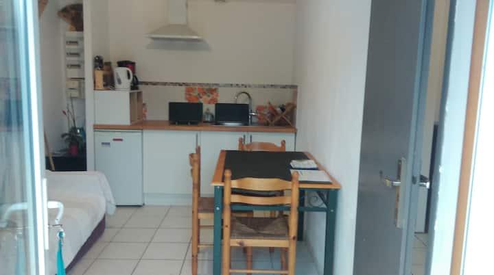 Joli petit loft Nantes Sud