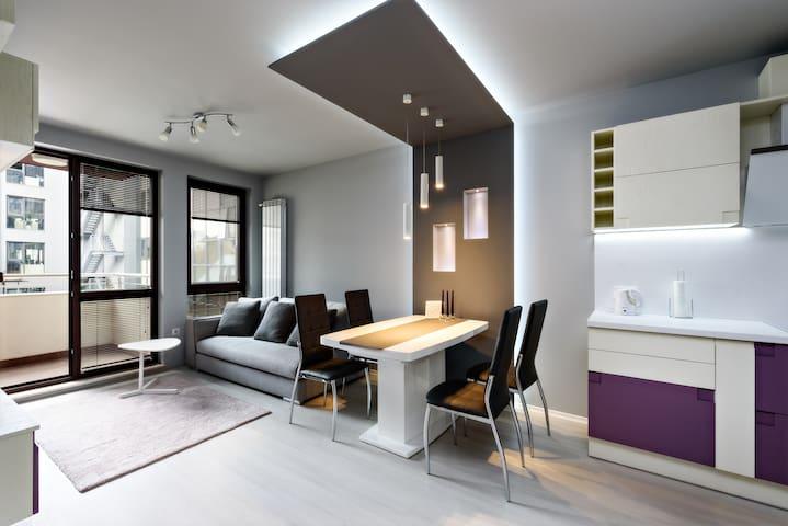 """Design Apartment """"Simeonoff"""", City Center Sofia"""
