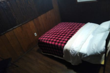 Comfortable Vibes Trailer Master Bedroom