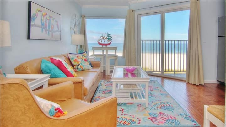 BBC214: Serene Seaside Escape near all the Attractions of Clearwater Beach